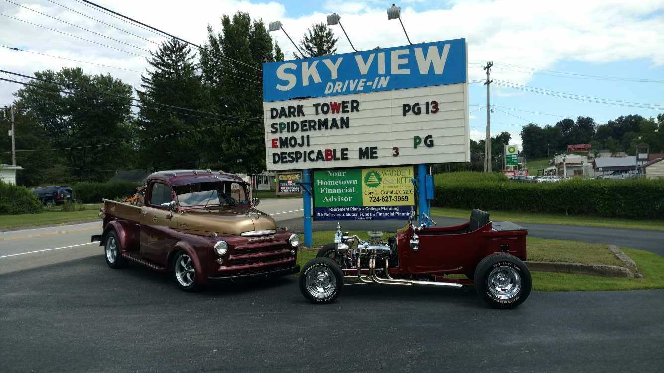 Car Shows Near Me >> Skyview Drive In Car Show